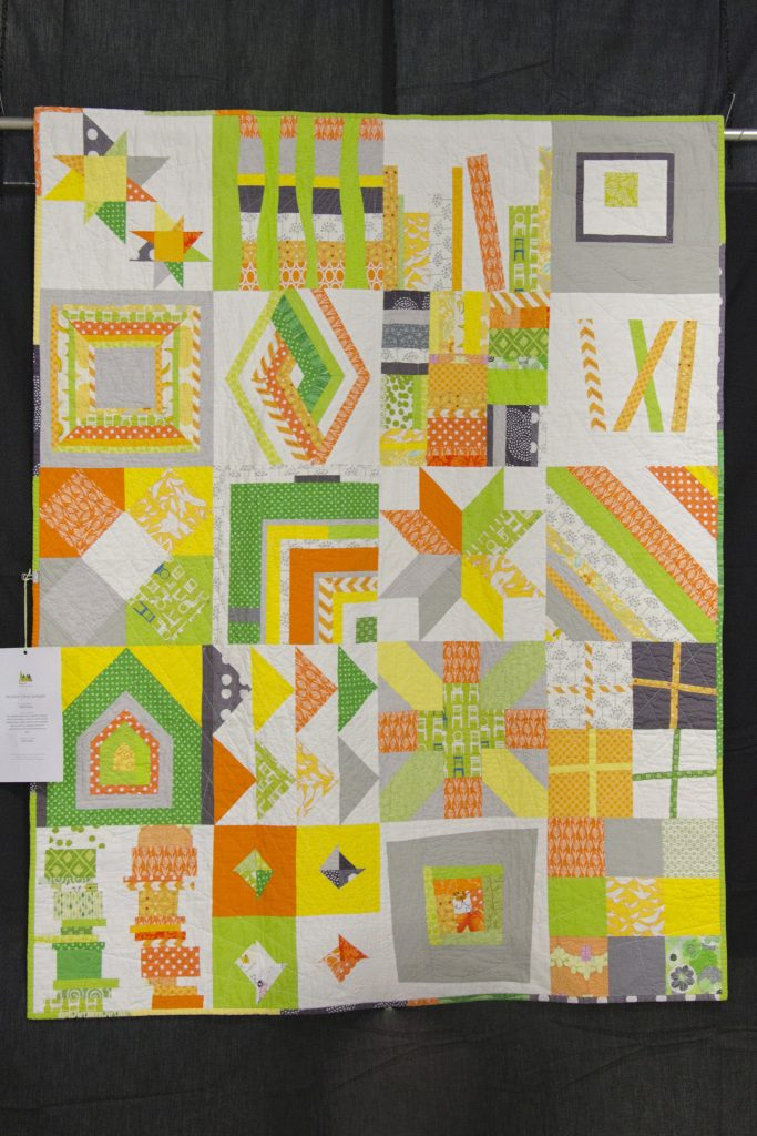 Modern Citrus Sampler by Britt Richardson